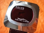 RAVISA INSTALITE LED ELECTRIC JUMP HOUR 1975