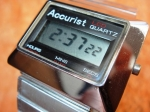 ACCURIST HITACHI 52022 LCD 1976