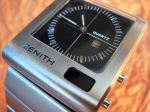 ZENITH FUTUR TIME COMMAND ANA-DIGI QUARTZ LED 1975