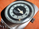 LONGINES COMET MYSTERY DIAL 1970