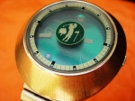 ZODIAC ASTROGRAPHIC GREATER GREENSBORO GOLF MYSTERY DIAL 1974